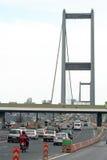 Bosphorus Bridge. Fatih Sultan Mehmet Bridge Royalty Free Stock Images