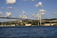 Bosphorus bridge, Istanbul Stock Images