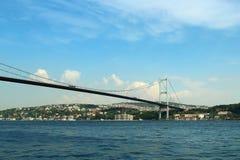 Bosphorus bridge, Istanbul Stock Image