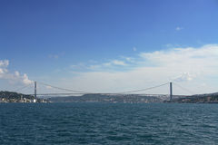 Bosphorus Bridge Istanbul Stock Photography