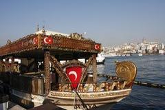 Bosphorus Bridge Istanbul Turkey Royalty Free Stock Images