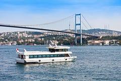 The Bosphorus Bridge Stock Image