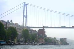 Bosphorus bridge Stock Photography