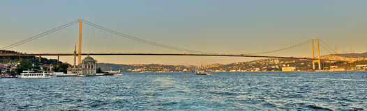 Bosphorus Bridge Royalty Free Stock Image