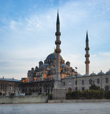 Bosphorus. Building ancient mosque istanbul turkey Royalty Free Stock Photography