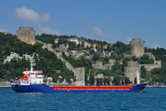 Bosphorus coast, Istanbul Stock Photo