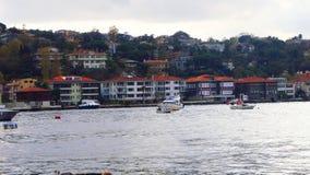 Bosphorus die Türkei Stockfotos