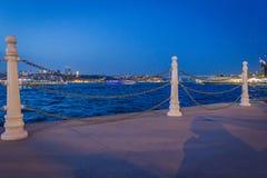 Bosphorus - Estambul Fotografía de archivo libre de regalías