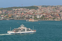 Bosphorus Ferry Royalty Free Stock Photography