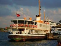 Bosphorus ferry Stock Photos