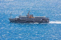 Bosphorus Ferry Royalty Free Stock Image