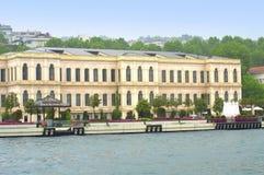 Bosphorus hotell, Istanbul Fotografering för Bildbyråer