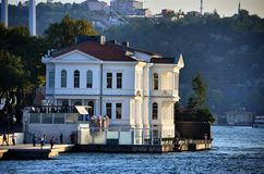 Bosphorus houses Stock Images