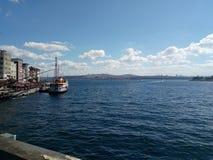 Bosphorus-Istanboel Stock Foto's