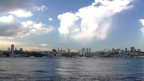 Bosphorus, Istanbuł, Turcja/ zdjęcie wideo