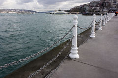 Bosphorus - Istanbul Lizenzfreie Stockfotografie