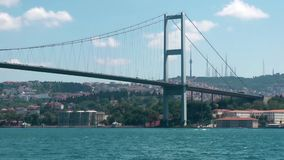 Bosphorus stock video footage