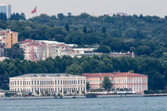 Bosphorus Istanbul Historical Building Royalty Free Stock Photo
