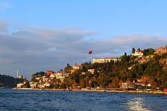 bosphorus Istanbul nabrzeże Fotografia Stock