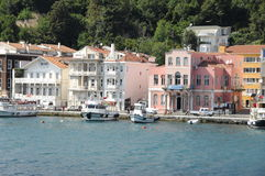 The Bosphorus, Istanbul Stock Images