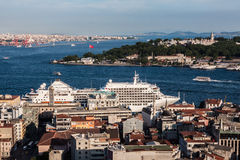 Bosphorus Istanbul Stock Photo