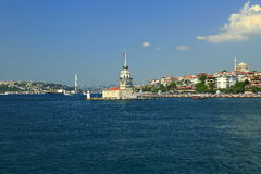 Bosphorus, istanbul,Turkey Stock Images