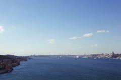 Bosphorus, Istanbul, Turkey Royalty Free Stock Images