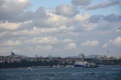 Bosphorus İstanbul, Turkey Stock Image