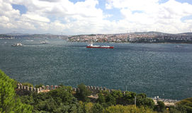 Bosphorus Istanbul Royalty Free Stock Images