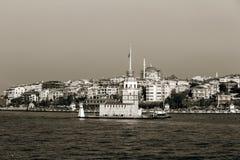 The Bosphorus, Istanbul royalty free stock image