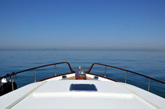 Sea - bosphorus Royalty Free Stock Photography
