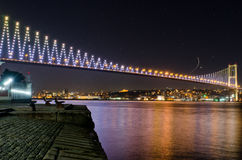 bosphorus most Obraz Royalty Free