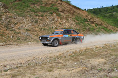 Bosphorus Rally 2011 ERC Stock Image