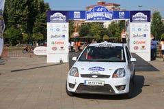 Bosphorus Rally 2015 Stock Photos