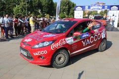 Bosphorus Rally 2015 Stock Image