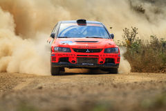 Bosphorus Rally Royalty Free Stock Images