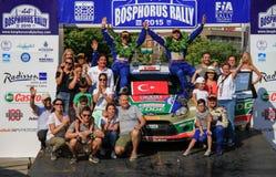Bosphorus Rally Stock Image