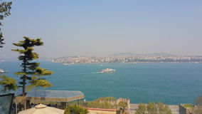 Bosphorus Strait Royalty Free Stock Photography