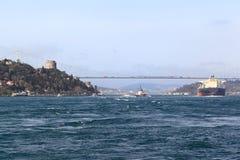 Bosphorus Strait Stock Photo