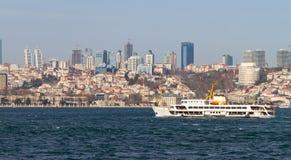 Bosphorus Strait Royalty Free Stock Image