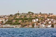 Bosphorus Strait, Turkey Stock Photography