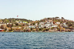 Bosphorus Strait, Turkey Stock Photography