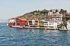 Bosphorus Strait, Turkey Stock Photos