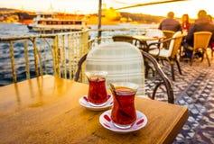 Free Bosphorus Tea Royalty Free Stock Photos - 48659318