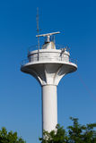 Bosphorus traffic control radar Stock Photos