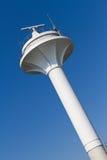 Bosphorus traffic control radar stock photography
