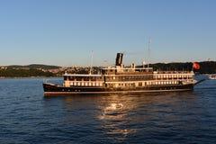 Bosphorus Turkije stock foto's