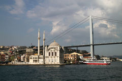 Bosphorus view Royalty Free Stock Photography