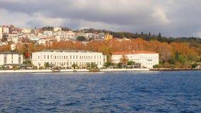 Bosphours die Türkei Lizenzfreie Stockfotografie