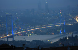 Bosporus à Istanbul, Turquie image stock